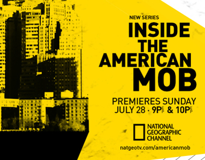 Inside the American Mob - Invite