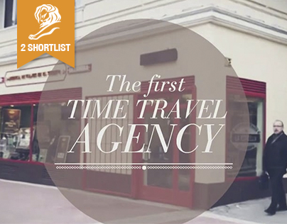 The First Time Travel Agency