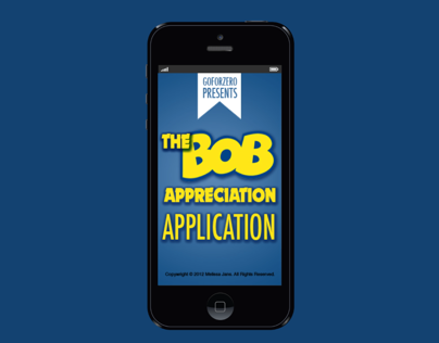 THE BOB APPRECIATION APPLICATION