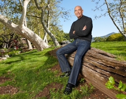 THOMAS BARRACK AT NEVERLAND RANCH FOR BLOOMBERG MARKETS