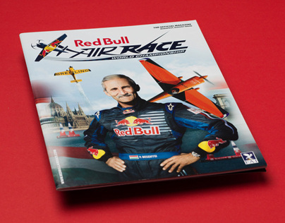 Red Bull Air Race Magazine – Layout