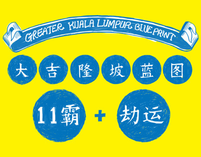 Greater KL Blue Print