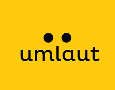 Фирменный стиль Umlaut