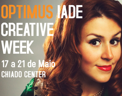 Optimus IADE Creative Week II
