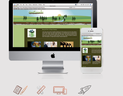 Green Country Website
