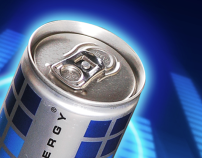 Visuals For Energy Drinks