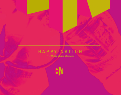 HAPPY NATION PRE PROMO