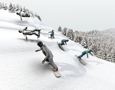 Mens Health Magazine - Snow & Ski Injuries