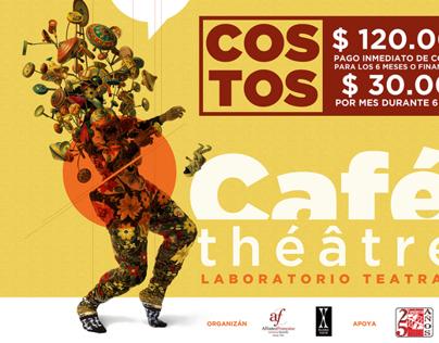 // Café Théâtre // Alianza Francesa