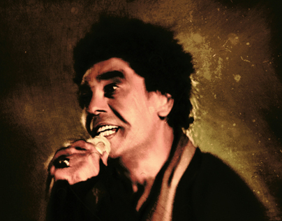 Mounir portrait 1954