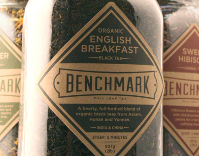 Benchmark Full Leaf Tea