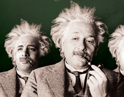 Einstein look alike :)