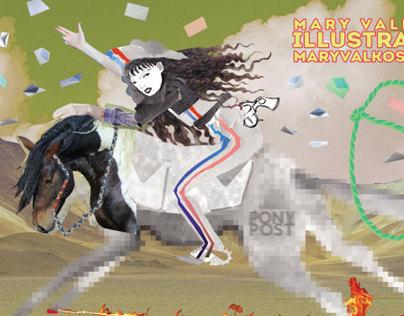 Pony Express Yourself