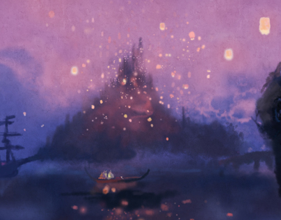 Tangled Artworks