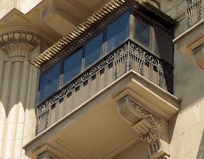 Fouad Street - Classic Details