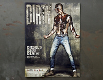 Diesel Denim SS11 Male