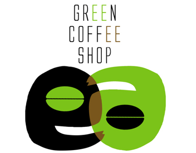 Green Coffee Shop