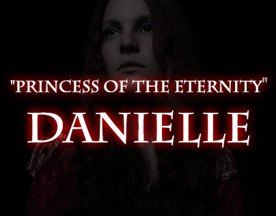 """Princess of the eternity"""