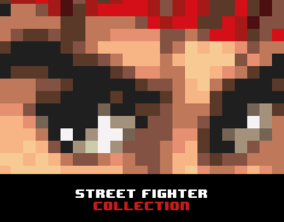 Box Set of Street Fighter