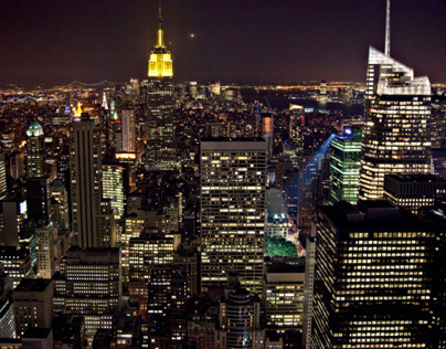 2014 New York Planner