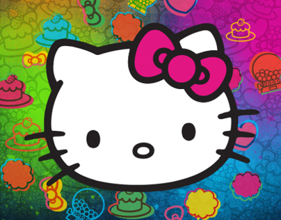 Grendene Hello Kitty