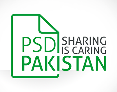 PSD Pakistan Logo Design