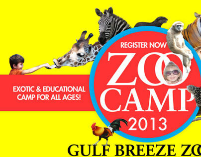 Gulf Breeze Zoo Camp