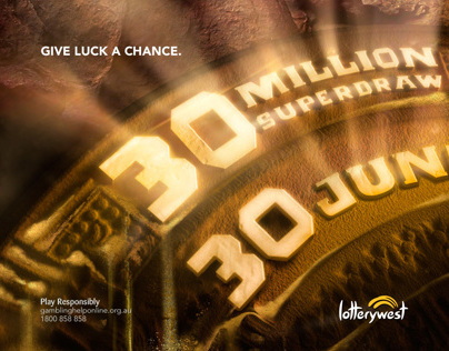 $30 Million Superdraw  |  30 June