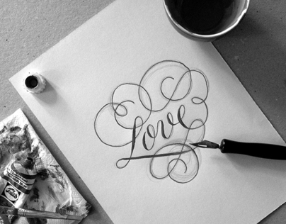 Love | in progress