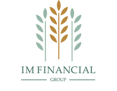 IM Financial Group Logo Design