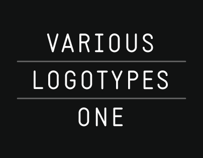 Various Logotypes One