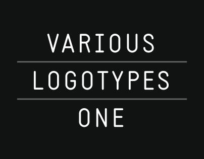 Various Logotypes One