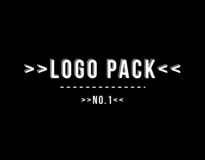 Logo pack no.1