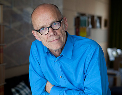 At Home With: Erik Spiekermann