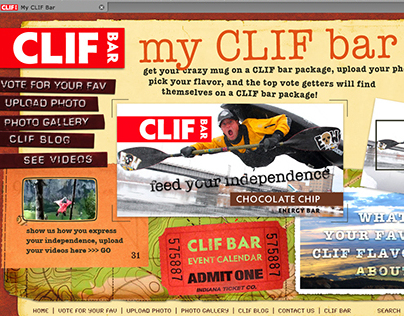 Clif Bar Rebrand & Positioning
