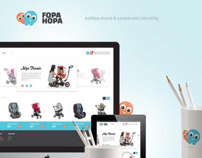 Fopahopa - Baby Store