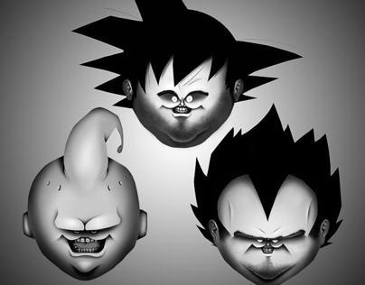 Comic Dragon Ball Z