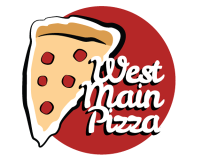 West Main PIzza Logos