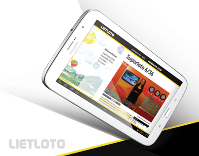 Lietloto - Lottery streaming website