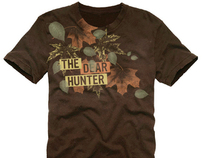 The Dear Hunter -Leaves Shirt