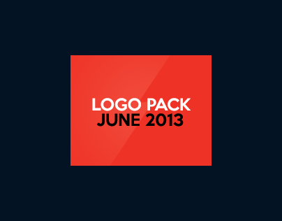 LOGO PACK - JUNE 2013