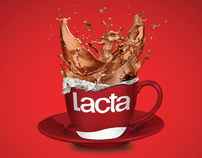 Lacta Chocolate Valentines Day Ad