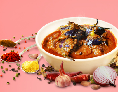 Branding of Pallavis Spices