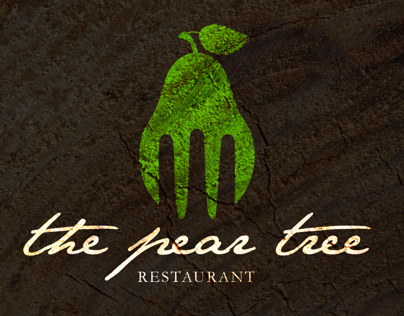 The Pear Tree Restaurant Logo