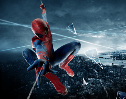 Website  for The amazing spider-man