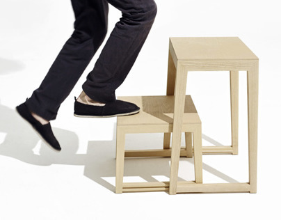 THEO STEP stepladder / step stool