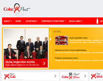 CocaCola Co. Intranet