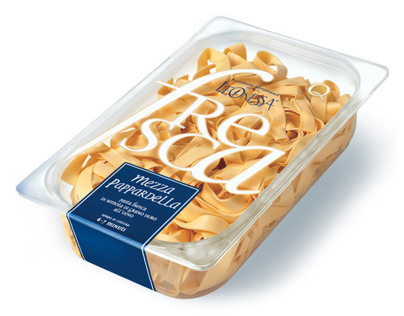 Pastificio Leonessa - Nuovo packaging FRESCA