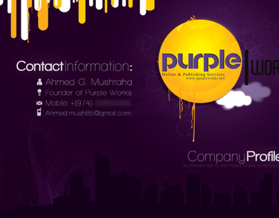 Purple Works brochure