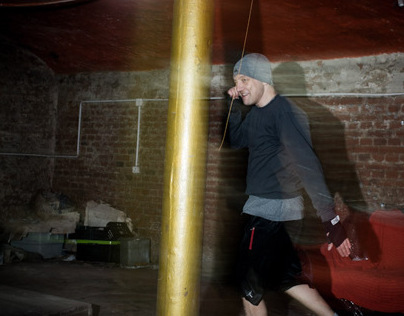 Basement Boxing